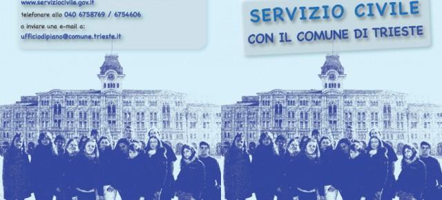 Servizio Civile Nazionale presso il Comune di Trieste