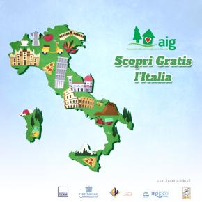 """""""Scopri gratis l'Italia"""" 10.000 PERNOTTAMENTI GRATIS PER SCOPRIRE L'ITALIA"""